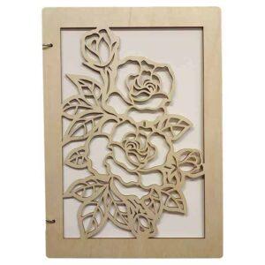 Ευχολόγιο τριαντάφυλλα με φύλλα