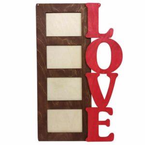 Δώρο Αγίου Βαλεντίνου Κορνίζα Love