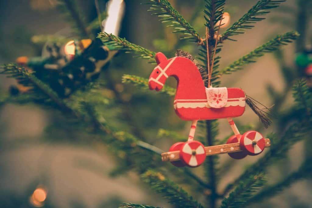 Ξύλινα Χριστουγεννιάτικα