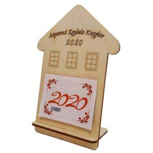 Ξύλινο Ημερολόγιο Σπίτι σε Σταντ