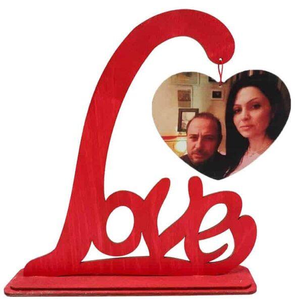 Δώρο Αγίου Βαλεντίνου Σταντ Love κόκκινο