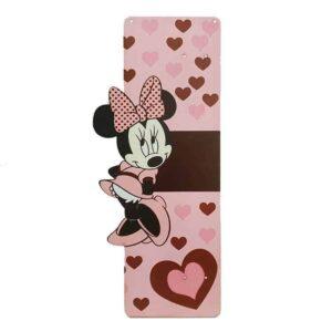 Πασχαλινή Βάση Λαμπάδας Minnie Mouse Έγχρωμη