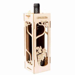 Ξύλινη Συσκευασία Κρασιού