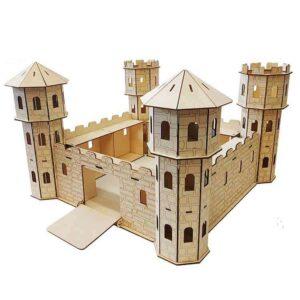 ξύλινο κάστρο