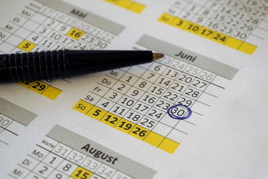 Πως θα σας βοηθήσουν τα πρωτότυπα ημερολόγια 2021
