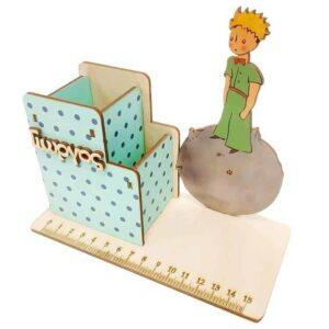ξύλινη Μολυβοθήκη Μικρός Πρίγκιπας