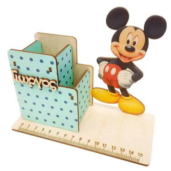 J;ylinh Μολυβοθήκη Mickey Mouse