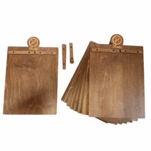 ξύλινος Τιμοκατάλογος Τάβλα