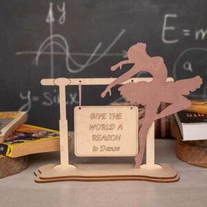 Δώρο Για Δασκάλα Χορού
